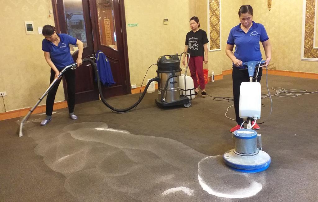 Giặt thảm Hạ Long: Giặt thảm, giặt ghế sofa chuyên nghiệp